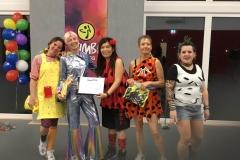 Gewinner des Kostümkontest