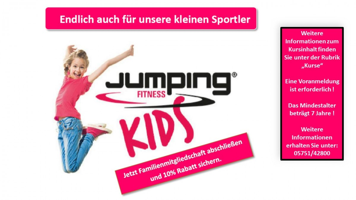 Jumping Fitness for Kids